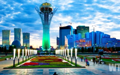 What you need to know about ASTANA, KAZAKHSTAN and the ILLUMINATI [VIDEO]