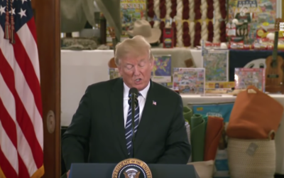 President Trump Participates in the Made in America Product Showcase [VIDEO]
