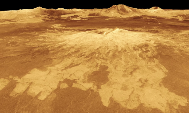 Weird Volcanoes Are Erupting Across the Solar System