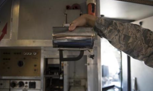 Meet The Air Force's $1200 Cup Of Coffee
