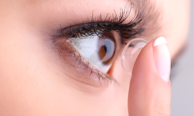 """Next-gen contact lenses designed to be """"wearable holograms"""""""