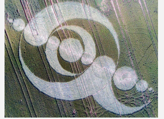 Newest Crop Circles From June 9th – July 1, 2018