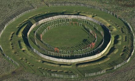 Mystery of buried children at German 'Stonehenge'