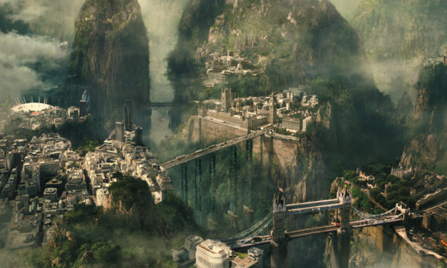 The Lost City of Z, and its Mysterious Connection to the Mighty Atlanteans