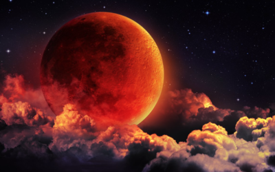 Total Lunar Eclipse In Aquarius: Major Changes & Release