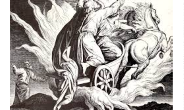 The Book Of Ezekiel And The Flying Chariot of Fire: Misinterpreted Ancient Alien Technology?