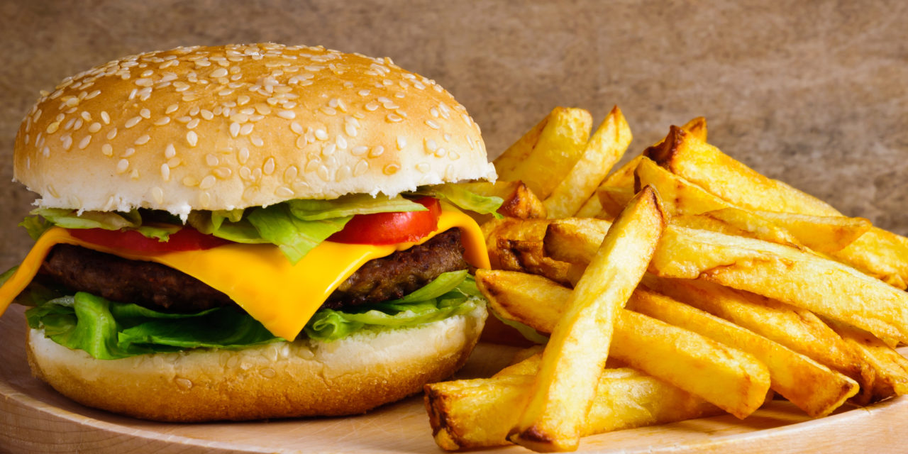 Linked between Consumption of fast food and asthma, other allergic diseases