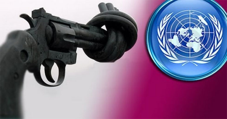 """Media Silent As US Agrees To """"Full Implementation"""" of United Nations Gun Control Pact"""