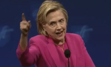 Crooked Hillary Desperately Tries to Deflect After Putin Drops Bombshell 'US Intel Helped Move $400,000 to Clinton Campaign'