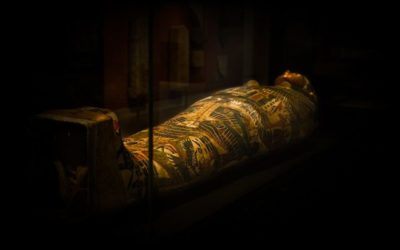 Egypt Will Open Giant Black Mystery Sarcophagus Despite Warnings