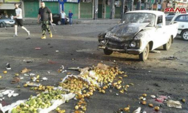 Syrian City Rocked By Deadliest Terror Attack In The Last Two Years