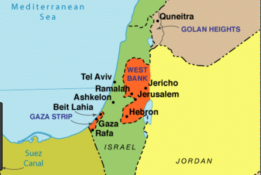Syria set to Recover Golan Frontier While Israel Threatens Full-Scale Invasion of Gaza
