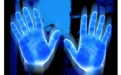 Your Body Literally Glows With Light