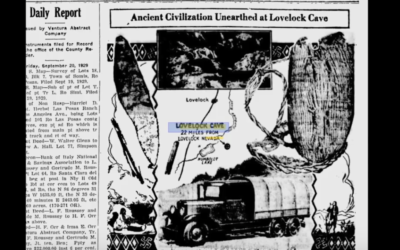 Lovelock Cave: Red-Haired Giants of Ancient Nevada – NEW DOCUMENTARY [VIDEO]