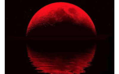 Mélne Portia Lafont: Blood Moon Eclipse