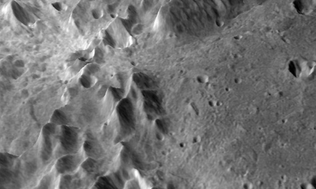 See the surface of Pluto and Charon in stunning new detail: NASA publishes first topographic maps of the dwarf planet and its moon using images from New Horizons mission