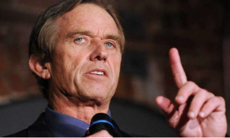 Robert Kennedy Jr.: CDC Is A Privately Owned Vaccine Company