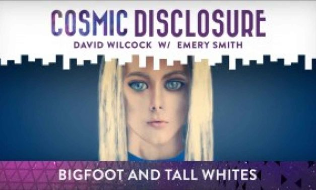 COSMIC DISCLOSURE: BIGFOOT AND TALL WHITES