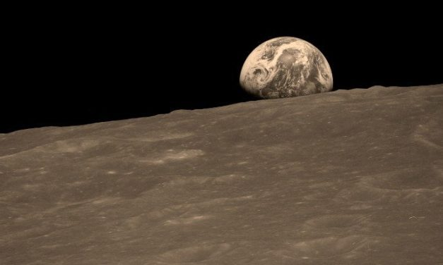 Controversial New Paper Says The Moon May Have Once Been Able to Support Life