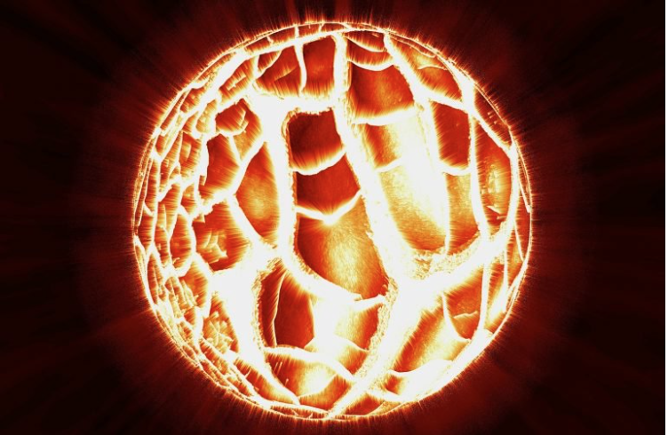"""Previously Unidentified """"Structures"""" Photographed on the Outside of our Sun"""
