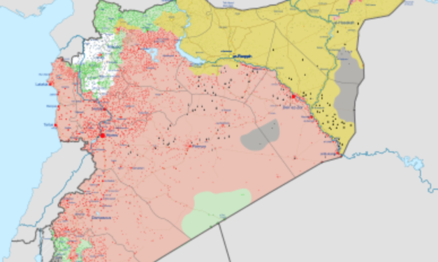 Syria War News Good On All Fronts: In the South Israel Bows to Russia, In the North Kurdish Alignment With Damascus May Push Out Turkey and the US
