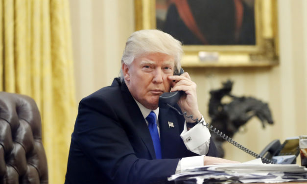 White House suspends practice of publishing readouts of Trump's calls with world leaders: Report