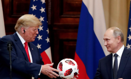 THE HELSINKI STING! Trump and Putin Make Secret Deal