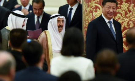 Pepe Escobar: China's silky charming of Arabia