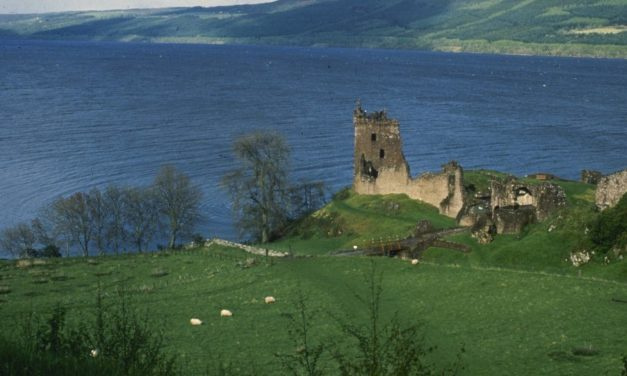 Mysterious 'Something' Spotted in the Middle of Loch Ness (VIDEO)