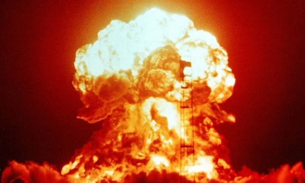 Cancer Study May Win Fallout Victims Compensation for First US Nuclear Test