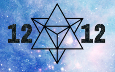 Seeing 12:12 and the Merkaba Field