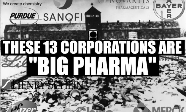 Exposing the 13 Corporations that Make Up the 'Big Pharma'