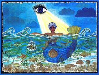 The Cosmic Story: Pisces Full Moon 2018 A New Vision is Rising Up