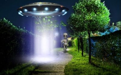 The Geneva Light Beam Incident – Alien Reconnaissance Mission?