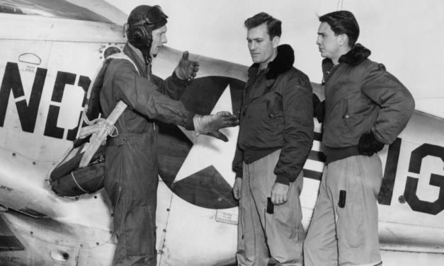 When a U.S. Fighter Pilot Got Into a Dogfight With a UFO