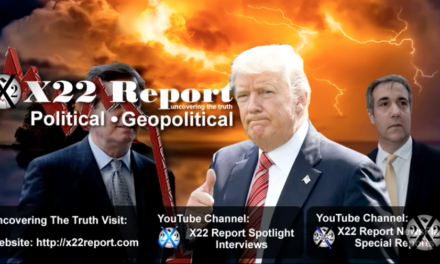 X22 Report: Never Interfere With An Enemy While Destroying Itself, This Is The Plan [VIDEO]