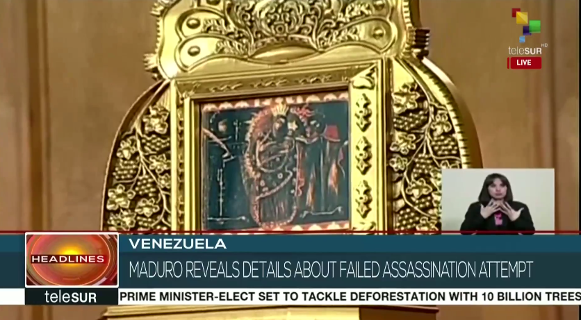 Maduro Informs About The Assassination Attempt Investigation [VIDEOS]