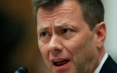 FBI Agent Peter Strzok FIRED Over Anti-Trump Texts [VIDEO]