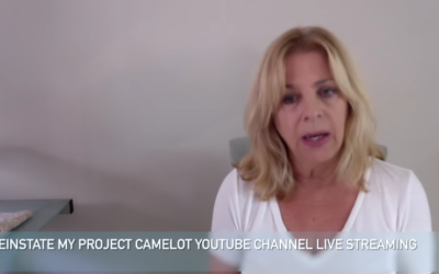 REINSTATE PROJECT CAMELOT YOUTUBE LIVE STREAMING [VIDEO]