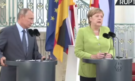 Merkel and Putin meet for talks in Berlin: joint statements [VIDEO]
