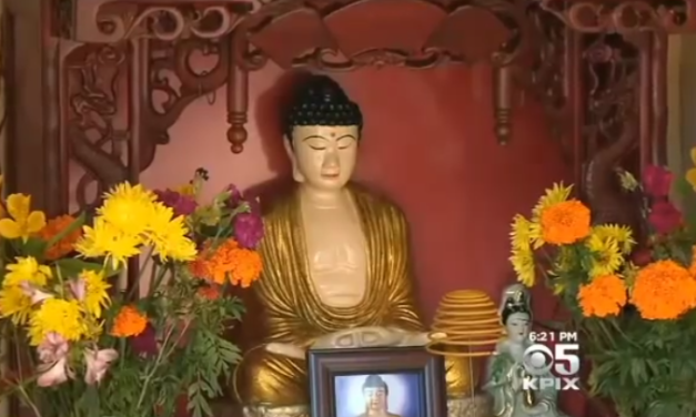 The Oakland Buddha – How One Buddha Statue Brought Neighbourhood Crime Down by 82%