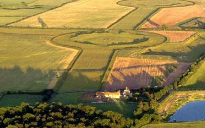 The Sacred Prehistoric Neolithic Complex of the Thornborough Henges