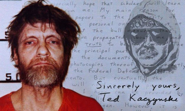 Harvard's Experiment on the Unabomber, Class of '62. MK Ultra?