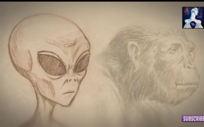 ALIENS GENETICALLY CREATED US: OVERWHELMING EVIDENCE [VIDEO]