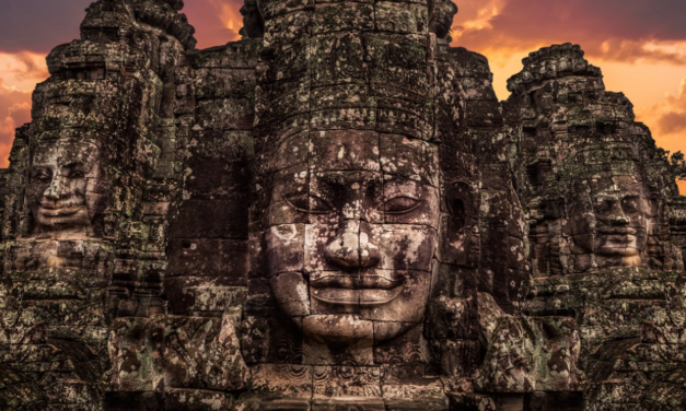 Angkor—The Ancient Mega-City 'Covered' In Thousands of Ancient Temples