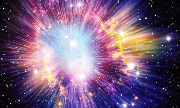 New Physics Theory Questions The Big Bang: How Did Our Universe Really Begin?
