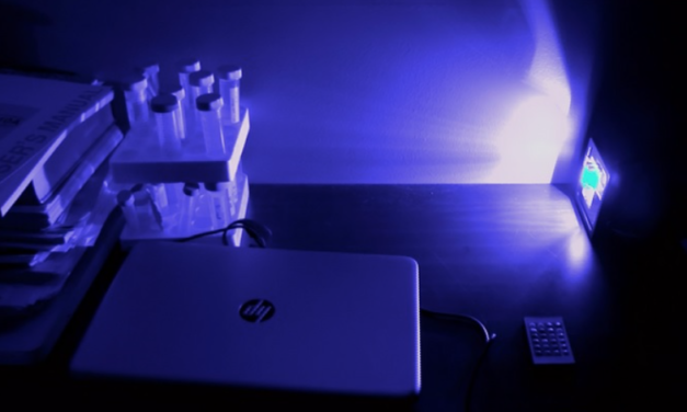Blue Light Is Making Us Blind, Say Researchers