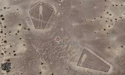 The Blythe (CA) Geoglyphs ~ Questions & Orion [VIDEO]