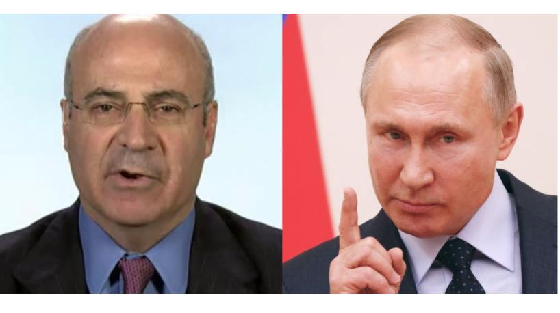 Bill Browder vs. Vladimir Putin. Who's Lying?