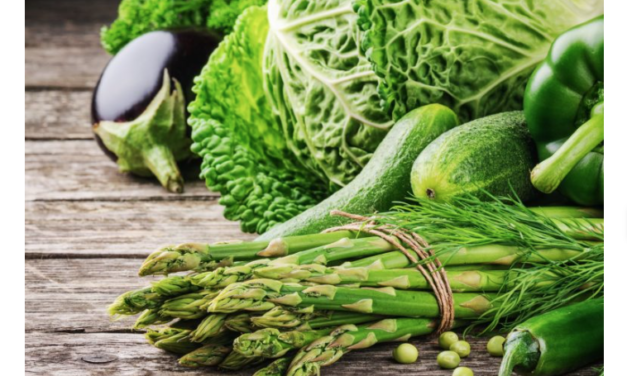 Why You Should Eat More Chlorophyll-Rich Foods